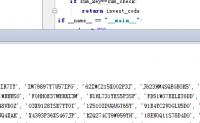 Python批量生成邀请码并验证的小轮子